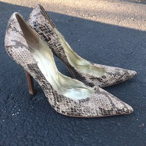 Guess Snake skin Shoes